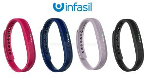concorso Infasil vinciti Fitbit Flex 2