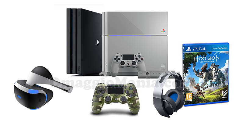 concorso Just 4 PlayStation Fan