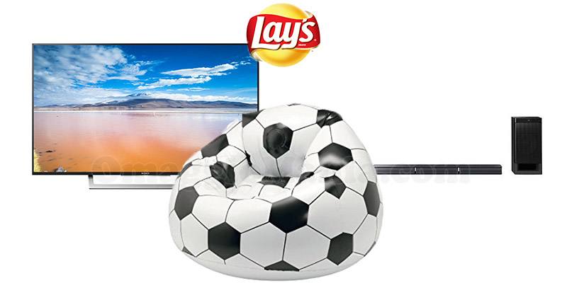concorso Lay's Fan Match
