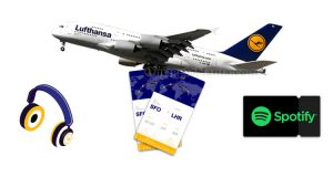 concorso Lufthansa Play the World