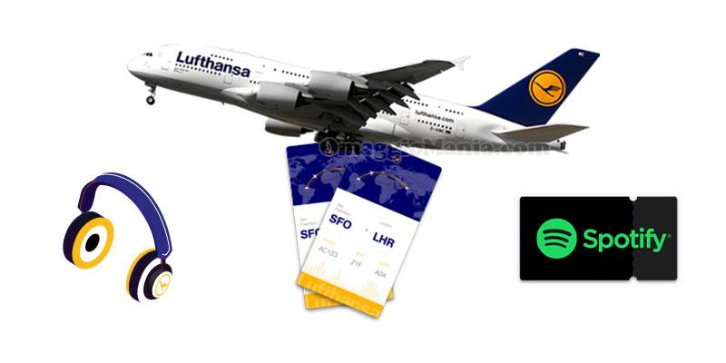 concorso Lufthansa Play the World