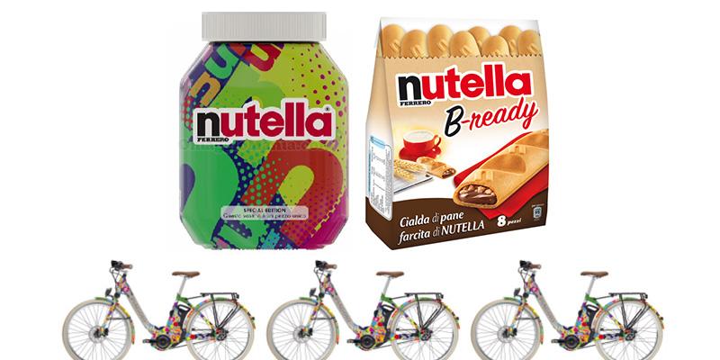concorso Nutella vinci Wi-Bike Piaggio