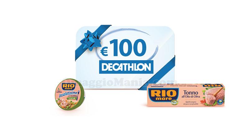 concorso Rio Mare ViviLeggero - seconda edizione