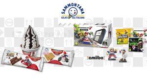 concorso Sammontana vinci Mario Kart