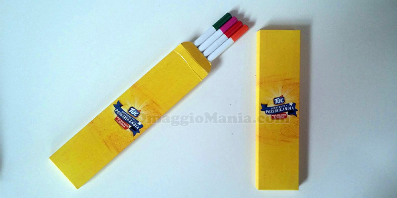 confezione di matite TUC