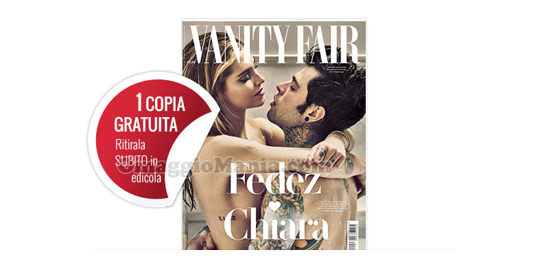 coupon Vanity Fair 10