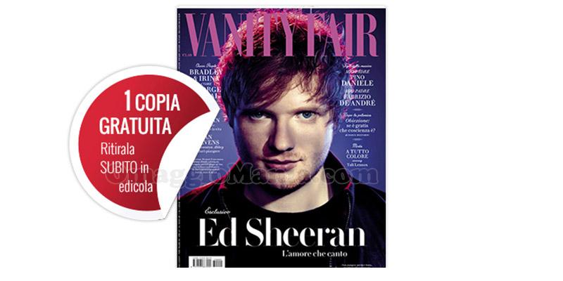 coupon Vanity Fair 9 2017