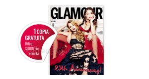 coupon omaggio Glamour 297