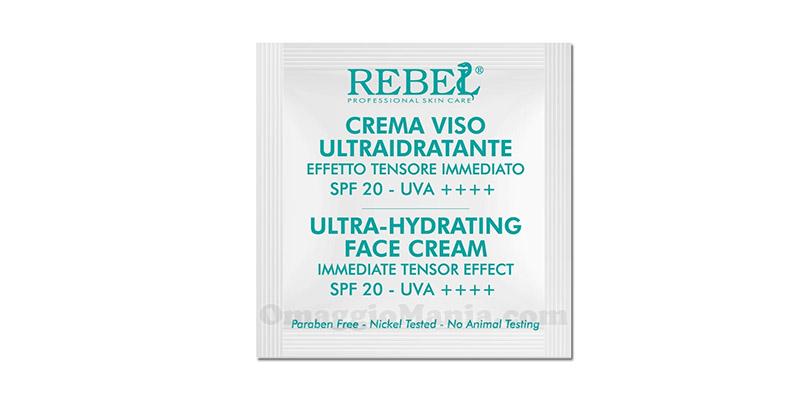 crema viso ultraidratante Rebel
