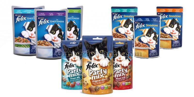 fornitura di prodotti Felix