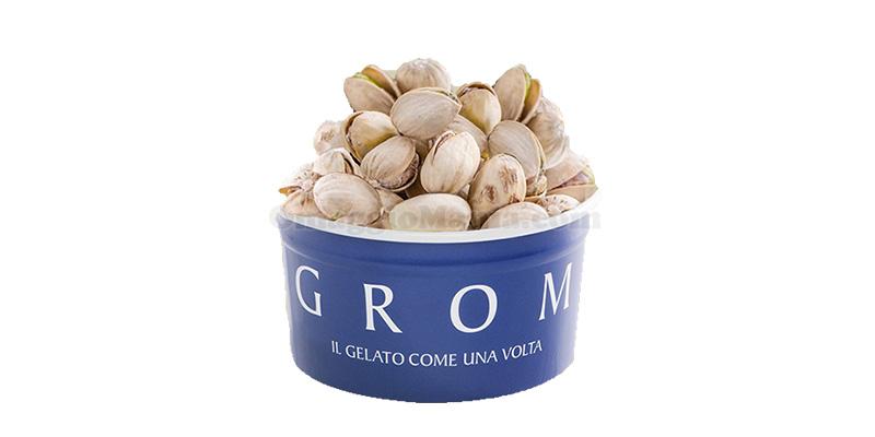 gelato GROM al pistacchio Mawardi' e Perfect Green