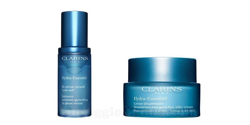 kit Clarins Hydra-Essentiel