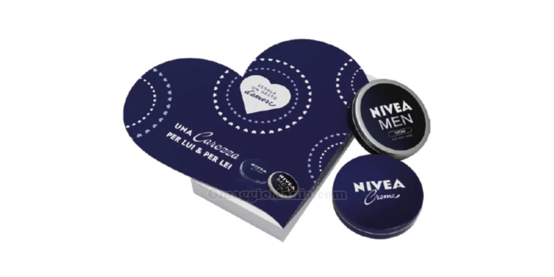 kit Nivea una carezza per lui & per lei