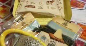 kit Parmigiano Reggiano e grattugia di Solidea