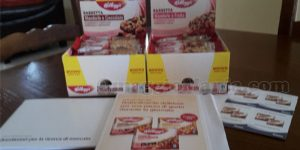 kit barrette Kellogg's di Vanesita con TRND