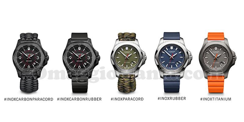 orologi Victorinox INOX