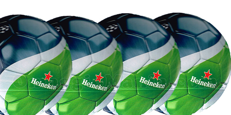 pallone da calcio Heineken Uefa Champions League