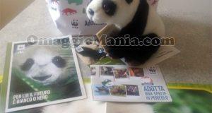 peluche Panda WWF Regina di Sabry77