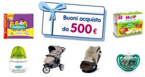 premi concorso Nidina Piccole Grandi Cose