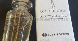 profumo Yves Rocher Accord Chic di Ro