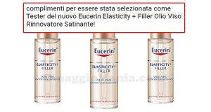 selezione tester Eucerin Elasticity + Filler