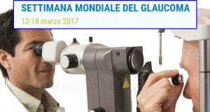 settimana mondiale del glaucoma 2017
