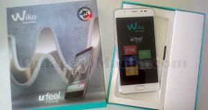 smartphone Wiko UFeel Prime vinto da Katia