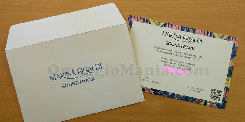 sorpresa Marina Rinaldi Soundtrack di Valeria album Macy Gray