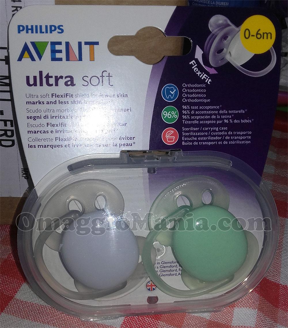 succhietti Philips Avent Ultra Soft di Miriam