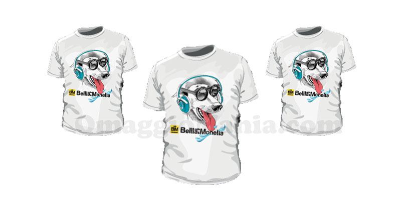 t-shirt Radio Bellla & Monella