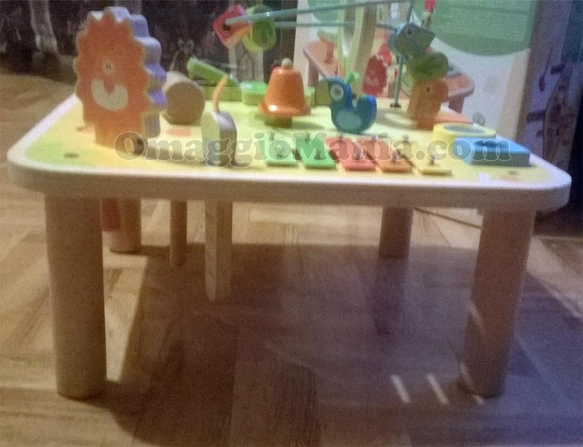 tavolo multiattività Sevi di Brila78 con Plasmon