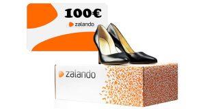 vinci gift card Zalando 100 euro