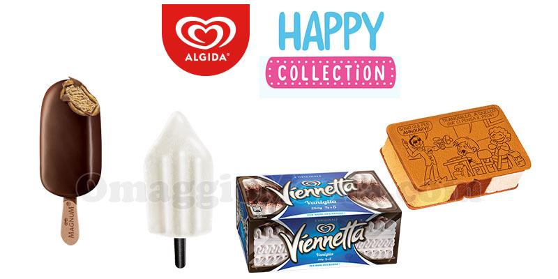 Algida Happy Collection