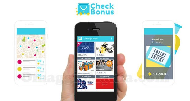 CheckBonus app