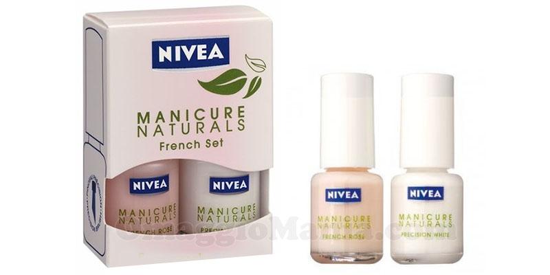 French Set Nivea Manicure Naturals