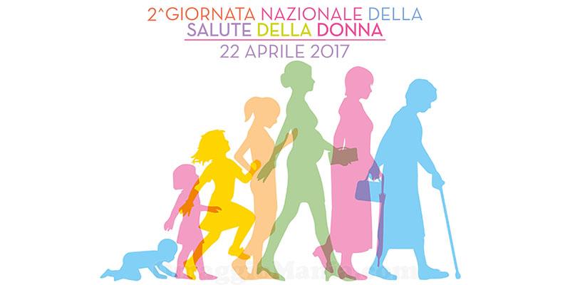 Giornata Nazionale della Salute della Donna 2017