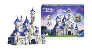 Ravensburger 3D Puzzle Castello Disney