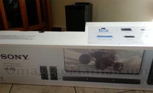Sistema Home Cinema Sony HT-RT3 di Sabry77 con Lay's
