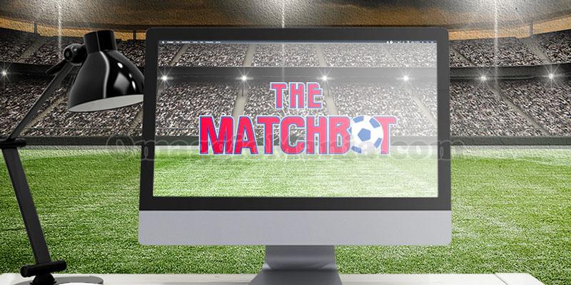 The MatchBot Pepsi
