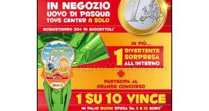 Toys Center uovo Pasqua 1 euro
