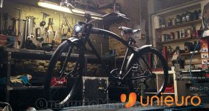 bicicletta Café Racer Unieuro