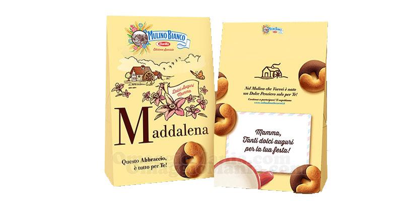biscotti Abbracci personalizzati Festa della Mamma 2017