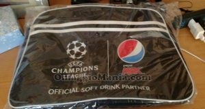 borsone Pepsi UEFA Champions League di Milli