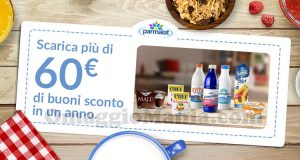 buoni sconto Parmalat