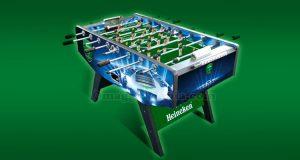 calcio balilla Heineken UEFA Champions League