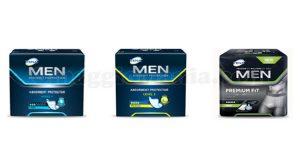 campioni omaggio 3 TENA Men