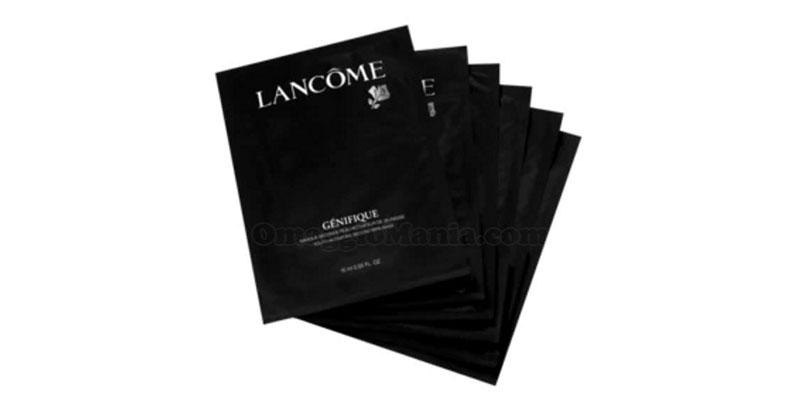 campioni omaggio maschera Lancôme Génifique
