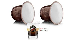 capsula+crema Caffè Vergnano