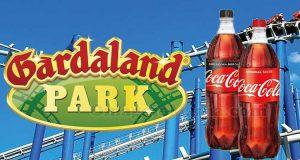 con Coca Cola vinci Gardaland