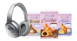 concorso Bauli Cambia musica alla tua colazione